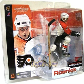McFarlane Toys NHL Sports Picks Series 4 Action Figure Jeremy Roenick (Philadelphia Flyers) White Jersey