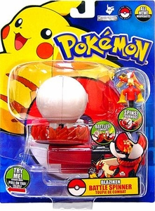 Pokemon Jakks Pacific Battle Spinner Series 1 Blaziken