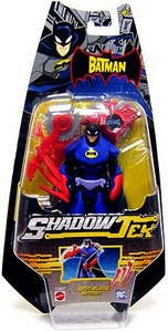 The Batman Shadow Tek Action Figure Spin Blade Batman