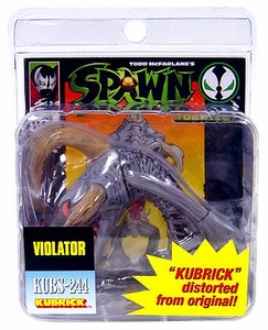 McFarlane Toys Spawn Kubrick Mini Figure Violator [Grey]