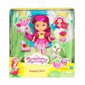 Strawberry Shortcake Fashion Doll Raspberry Torte