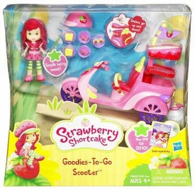 Strawberry Shortcake Hasbro Themed Playpack Goodies To Go Scooter