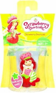 Strawberry Shortcake Hasbro Basic Figure Strawberry Shortcake