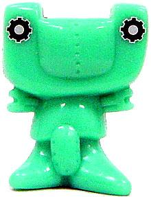 Crazy Bones Gogo's Series 3: Explorer LOOSE Single Figure #9 Zhip