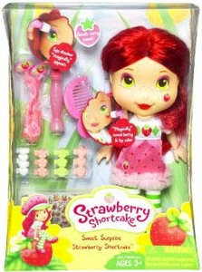 Strawberry Shortcake Hasbro Sweet Surprise Strawberry Shortcake