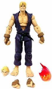 Sota Toys Street Fighter Series 2 Action Figures LOOSE Ken [Purple]