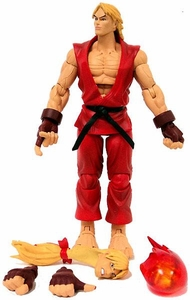 Sota Toys Street Fighter Series 2 Action Figures LOOSE Ken
