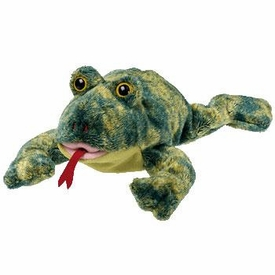 Ty Beanie Baby Croaks the Frog