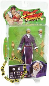 Sota Toys Street Fighter Series 3 Action Figure Gen