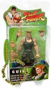 Sota Toys Street Fighter Series 3 Action Figures Guile