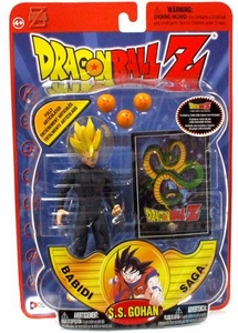 Dragon Ball Z Series 8 Babidi Saga Action Figure Super Saiyan Gohan