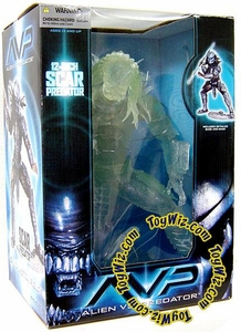 McFarlane Toys Alien VS. Predator Movie 12 Inch Deluxe Action Figure Stealth Scar Predator