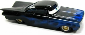 Disney / Pixar CARS Movie 1:55 Die Cast Car CUSTOM PAINTED Vehicle Ramone [Black with Blue Flames]
