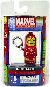 Marvel Stack-Ems Keychain Series 1 Iron Man