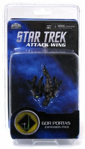 Star Trek Attack Wing Gor Portas Expansion Pack