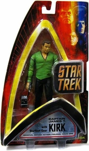 Art Asylum Star Trek The Original Series Action Figure Wave 1 Captain James T. Kirk BLOWOUT SALE!