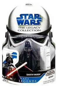 Star Wars 2008 Legacy Collection Saga Legends Action Figure SL No. 13 Darth Vader