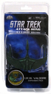 Star Trek Attack Wing  I.R.W.Valdore Expansion Pack