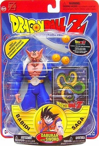 Dragonball Z Series 8 Babidi Saga Action Figure Daburah with Sword