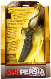 McFarlane Toys Prince of Persia Movie Collectible Replica Prop Dagger of Time