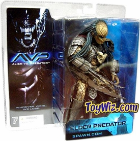 McFarlane Toys Alien VS. Predator Movie Action Figure Elder Predator