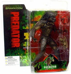 McFarlane Toys Alien and Predator Refresh Action Figure Predator