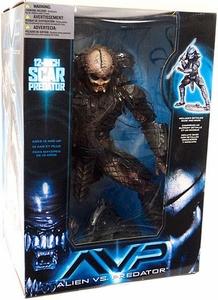 McFarlane Toys Alien VS. Predator Movie 12 Inch Deluxe Action Figure Scar Predator