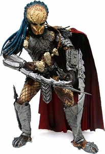 McFarlane Toys Alien VS. Predator Movie LOOSE Action Figure Elder Predator