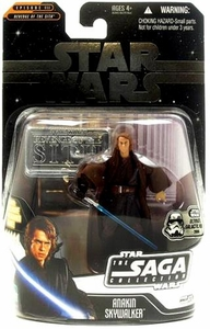 Star Wars Saga 2006 Basic Action Figure Anakin Skywalker (Ultimate Galactic Hunt)