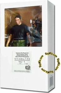 Diamond Select Toys Stargate SG-1 Action Figure Exclusive Daniel Jackson Limited of 1000!