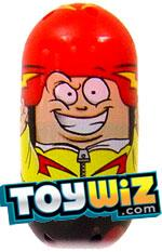 Mighty Beanz Super Rare Special Limited Edition Single #106 Daredevil Bean