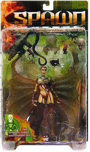 McFarlane Toys Spawn Action Figure Series 14 Dark Ages 2 The Necromancer
