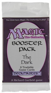 Magic the Gathering The Dark Booster Pack [8 cards]