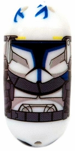 Mighty Beanz Star Wars Exclusive Clone Wars Single Bean #65 Captain Rex