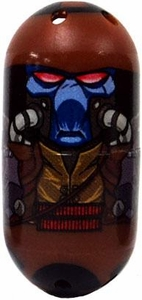 Mighty Beanz Star Wars Exclusive Clone Wars Single Bean #68 Cad Bane