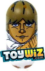 Mighty Beanz Star Wars Single Bean #1 Luke Skywalker [Tatooine]