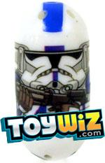 Mighty Beanz Star Wars Single Bean #13 501st Legion