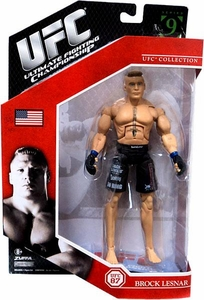UFC Jakks Pacific Series 9 Deluxe Action Figure Brock Lesnar