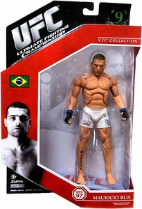 UFC Jakks Pacific Series 9 Deluxe Action Figure Mauricio Shogun Rua