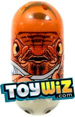 Mighty Beanz Star Wars Single Bean #16 Admiral Ackbar
