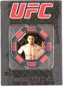UFC Topps Main Event Exclusive Octagon Poker Chip Marcus Davis