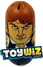 Mighty Beanz Star Wars Single Bean #2 Han Solo