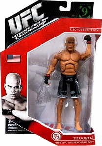 UFC Jakks Pacific Series 9 Deluxe Action Figure Tito Ortiz