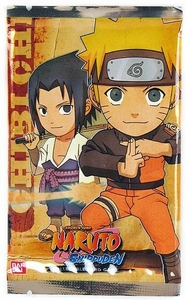 Naruto Shippuden Card Game Chibi Tournament Series 2 Booster Pack