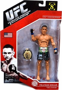 UFC Jakks Pacific Series 8 Deluxe Action Figure Frankie Edgar