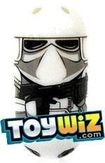 Mighty Beanz Star Wars Single Bean #27 Snow Trooper