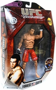 UFC Jakks Pacific Series 7 Deluxe Action Figure Forrest Griffin