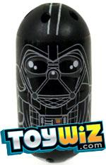 Mighty Beanz Star Wars Single Bean #4 Darth Vader