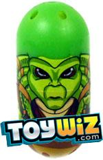 Mighty Beanz Star Wars Single Bean #54 Kit Fisto