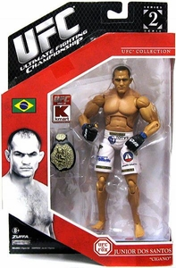 UFC Jakks Pacific Exclusive Series 2 Deluxe Action Figure Junior Dos Santos